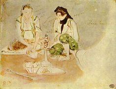Eugène Ferdinand Victor Delacroix 016 - Women of Algiers - Wikipedia, the free encyclopedia