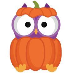 Halloween Owl In Pumpkin SVG cutting files halloween svg cuts free svg files free svg cuts