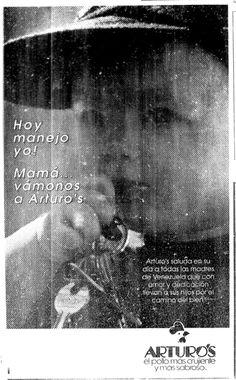 Publicidad del Día de las Madres. Publicado el 12 de mayo de 1994.