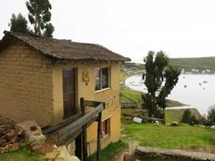 Bolivia's charming Wiracocha offers pilgrims a thatched adobe refuge.