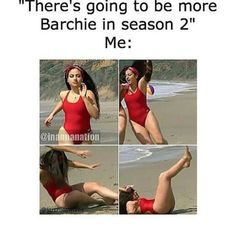 Yup, that's me that can't happen<<<<<noooo stop just let Barchie die already please