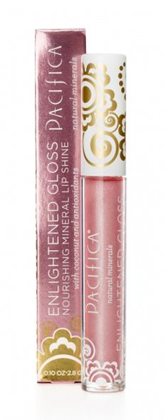 Pacifica Beach Kiss Enlightened Mineral Lip Gloss