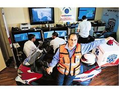 One day and two days: Friends of United Hatzalah