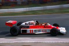 1976 James Hunt - Mc Laren M23