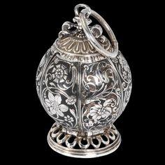 Pomander Western Europe 1600 - 1650
