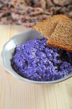 Mindennapi ételeink: Lilakáposzta főzelék
