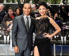 Nicole Scherzinger: Boyfriend Lewis Hamilton www.thefirst10minutes.com