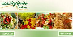 Whole Vegetarian Restaurant  3068 Main Street  Buddhist Chinese