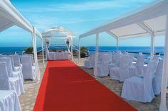 A unique wedding ceremony at the Elias Beach Hotel, Limassol, Cyprus