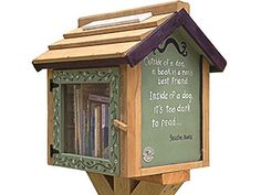 https://littlefreelibrary.org/maintaining-a-little-free-library/