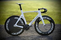 Cipollini Carbon Hand built Track Weapon - Bike Speed