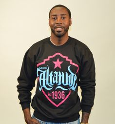 """ALTATUDE """"SHIELD OF PROTECTION"""" CREW NECK"""