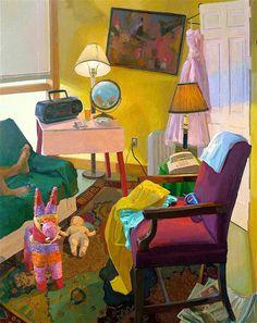 Nicole McCormick Santiago : Painting Perceptions
