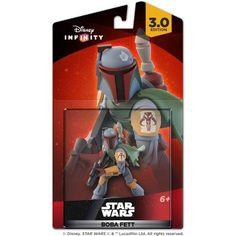 Disney Infinity 3.0 Star Wars Boba Fett Figure (Universal) - Walmart.com