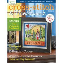 Cross-Stitch & Needlework Magazine, November 2011