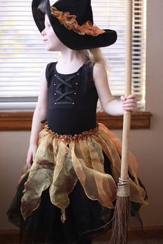 Witch Costume #Halloween