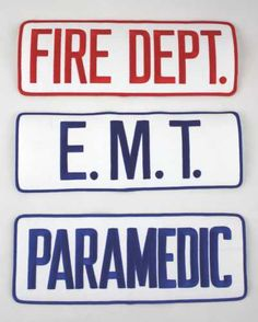 Paramedic Pictures Free | EMT Catalog: EMS Accessories - EMT and EMS Patches