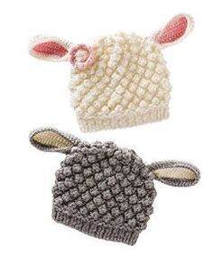 Lamb Knit Hat