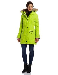 CANADA GOOSE Canada Goose Women'S Trillium Parka Coat. #canadagoose #cloth #