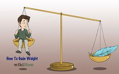 Gain Weight - wikiHow  Best weight gaining tips ever, for us natural twigs!