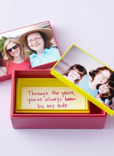 Sweet Mother's Day Box Craft #myperfectmothersday