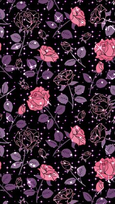 Edit by me (credit if using please) Artistic Wallpaper, Pink Wallpaper Iphone, Purple Wallpaper, Galaxy Wallpaper, Flower Wallpaper, Pattern Wallpaper, Wallpaper Backgrounds, Beautiful Flowers Wallpapers, Pretty Wallpapers