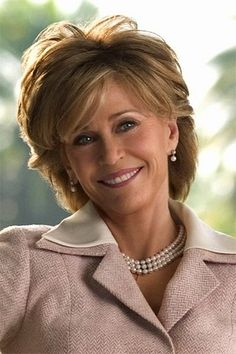 Image detail for -Jane Fonda ‹ Joe Oliveri Hair Salon's Celebrity Style Gallery