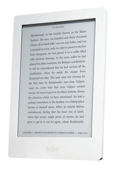 The Best E-Reader: Kobo's Aura HD