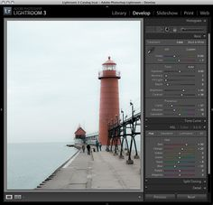 All about Lightroom