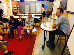 LISTEN: Kids press Adam Gehrke for answers to life's biggest questions
