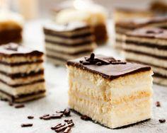 Easy Chocolate Éclair Squares