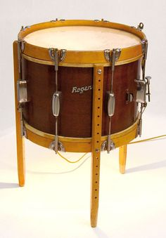I absolutely want to try something with an old drum!