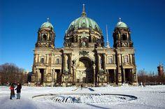 ღღ Lustgarten am Berliner Dom | Berlin Cathedral by visitBerlin, via Flickr