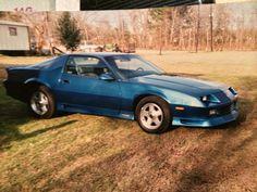 My 1992 Chevrolet Camaro RS 25th Anniversary Edition