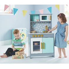 George Home Wooden Deluxe Kitchen | Toys & Character | George