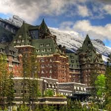 Love this place, Banff Springs hotel Alberta.