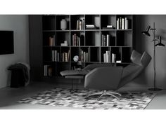 Harvard - black Scandinavian armchair Sydney