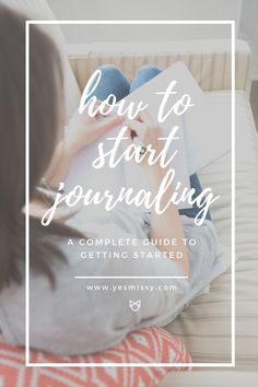 How to start a journal - a beginners guide to journaling, journal prompts, tips and tricks and the benefits of keeping a journal habit Journal Paper, Journal Prompts, Journal Ideas, Keeping A Journal, Doodle Designs, Day Planners, Pen And Paper, Stress And Anxiety, Understanding Yourself