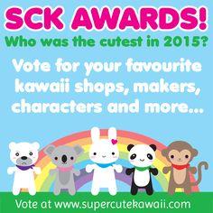 SCK Awards – The Final Vote!