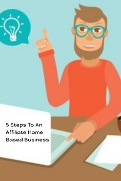 An affiliate home based business is a great way to start your own business because all you need is a computer and access to the internet.