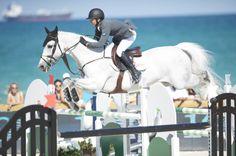 Kent Farrington & WILLOW | GCT Miami 2015 | © Noelle Floyd