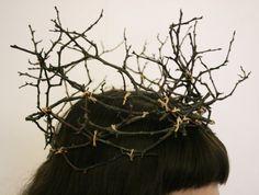 Twig Crown by BriarAndGloam