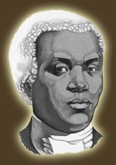 Benjamin Banneker - a contemporary of Thomas Jefferson, he created his own almanac, one of the nation's first clocks and is believed to have assisted in laying the groundwork for the nation's capitol, Washington, DC.    - from: http://www.blackinventor.com