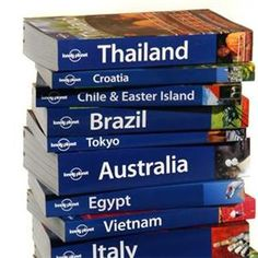 Lonely Planet- Best guide books available hands down. I travel quite a bit and these books are always a huge helps on so many levels. Travel Guides, Travel Tips, Travel Destinations, Travel Books, Machu Picchu, Lonely Planet, John Lennon Wall, Easter Island, Gap Year