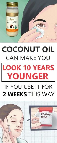 Coconut oil is a very powerful cosmetic product and unlike the mass-produced lotions and conditioners, it has the ability to penetrate deeper into the skin and hair and moisturizes in a more natural way. Coconut Oil For Face, Coconut Oil Uses, Younger Skin, Younger Looking Skin, Perfect Hair Day, Alternative Medicine, Face Skin, Organic Skin Care, Fett