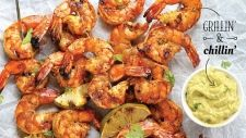 Find delicious recipes and meal ideas featured on CTV Ottawa newscasts. Spicy Chili, Chili Lime, Grilled Shrimp, Tandoori Chicken, Low Carb Recipes, Seafood, Grilling, Yummy Food, Fish