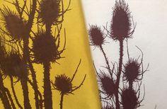 Descubre las maravillosas telas de estampación artesanal de IMAN PRINTS en nuestra tienda.  C/Lope de Vega, 15. Madrid www.lahabanadecoracion.com