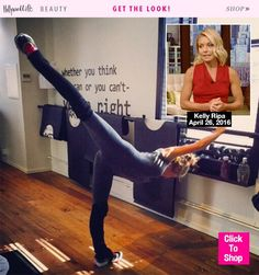 Kelly Ripa Thinner Than Ever on 'Live' Return — The Workout Behind Her SlimFigure