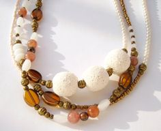 Boho Extra Long Necklace by AellaJewelry, $79.00 #necklace #jewelry #handmade