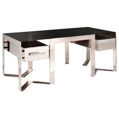 Desk for Cohray by Raymond Cohen, France, 1970s 1